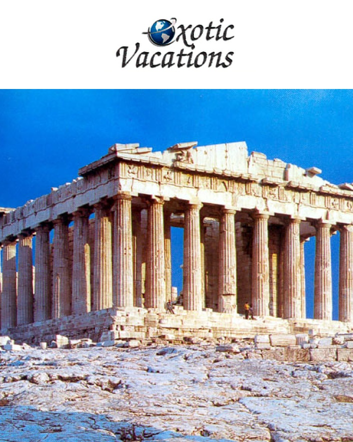 $2198 and Up for a 9-Day Greece Tour Package, Includes Flights, Accommodations and Tours - Choose...