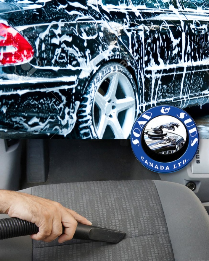$29 for 2 Car Washes OR $39 for a Full Auto Detailing Package
