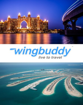 $2150 for a 9 Day Dubai Package including Flights, Transfers, Four-Star Accommodation and Tours