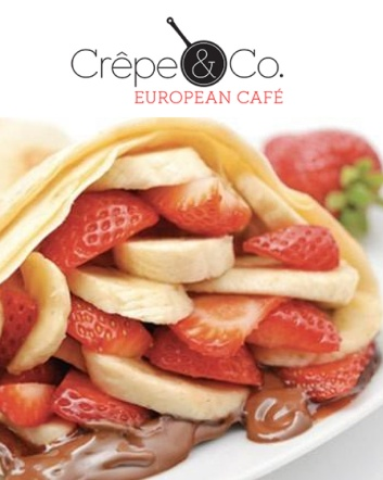 $10 for $20 Worth of Sweet and Savoury Crepes