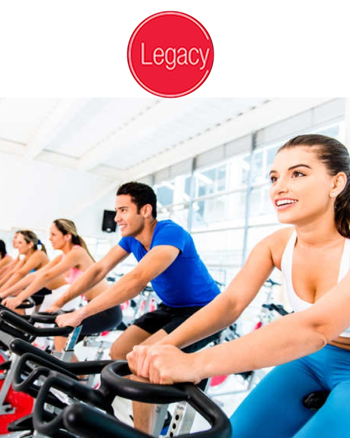 $39 for 5 Spinning Classes