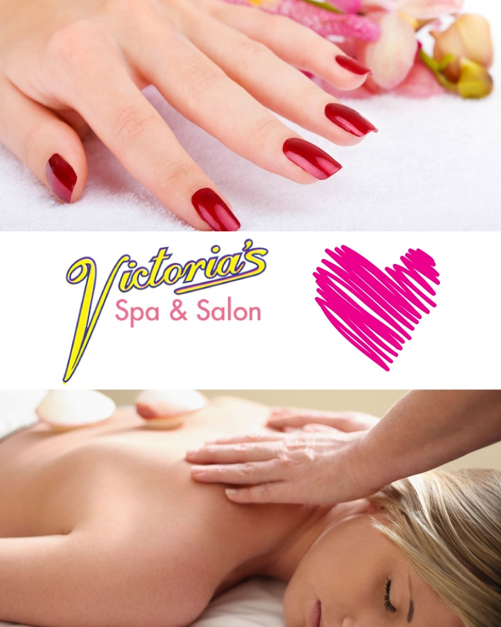 $49 for a Valentine's Day Spa Package, Includes a 60 Minute Massage & Manicure OR a Pedicure &...