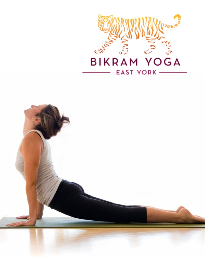 $25 for 1-Month of Unlimited Bikram Yoga Classes