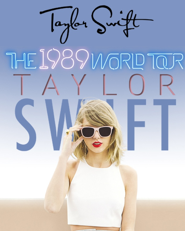 $69 and Up for a Ticket to Taylor Swift's 1989 World Concert Tour Live in Toronto at the Rogers...
