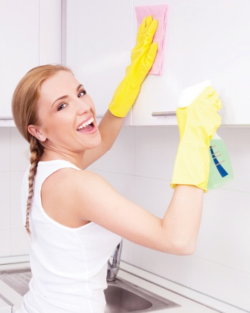 $39 for 4 Hours of Professional House Cleaning