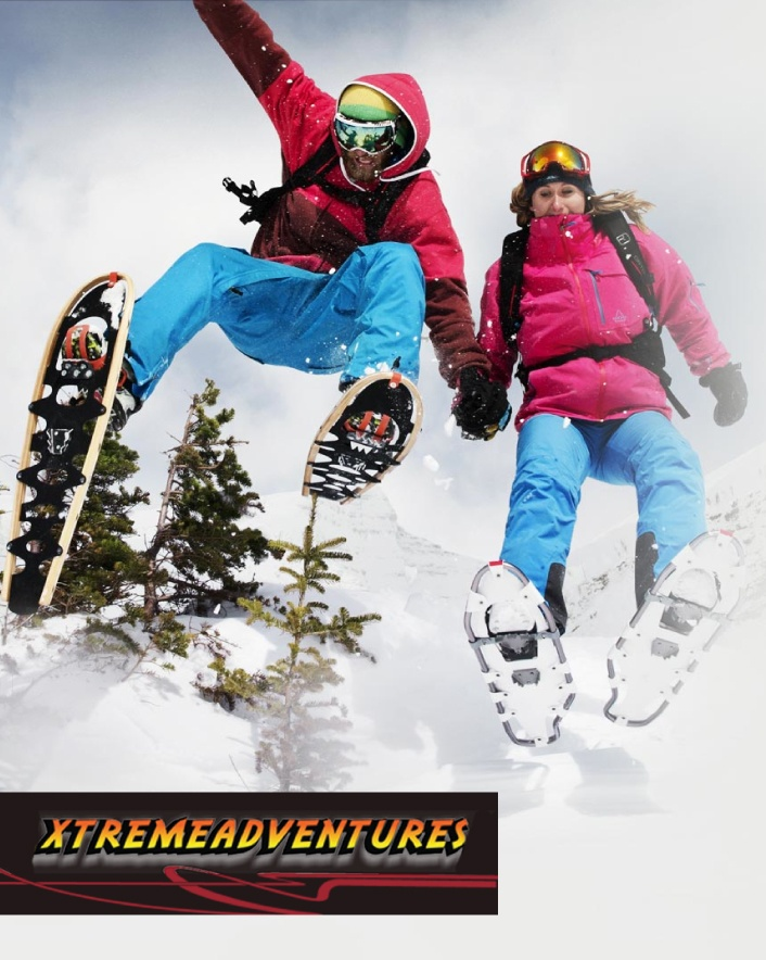 $19 for a Snowshoe Guided Adventure OR $29 for a Hummer and Snowshoe Guided Adventure