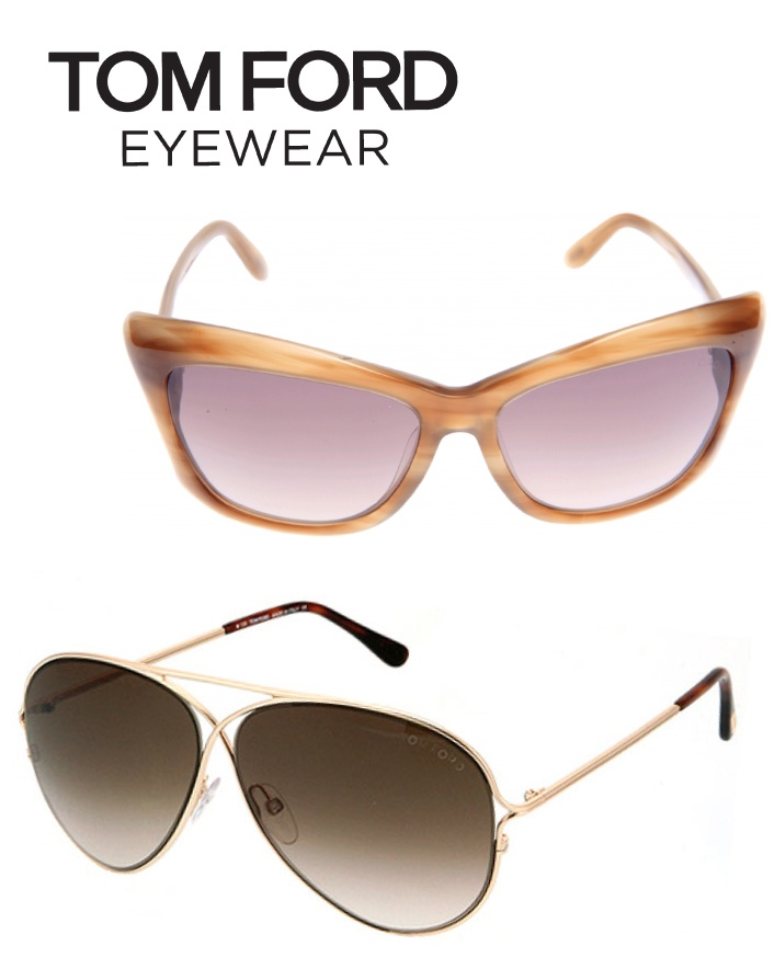 $149 and Up for a Pair of Tom Ford Sunglasses - Choose from 2 Models!