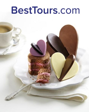 $25 for a 2-Hour Toronto Chocolate Tour for 1 Person OR $45 for 2 OR $80 for 4