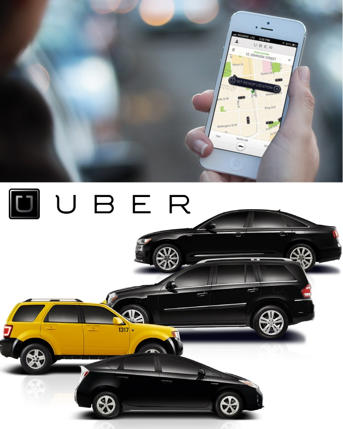 $3 for $30 Credit Towards Uber in Toronto including uberX, uberTAXI, UberBLACK, and UberSUV