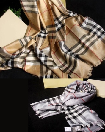 $18 for a Burberry Inspired Cashmere Blend Scarf OR $26 for 2