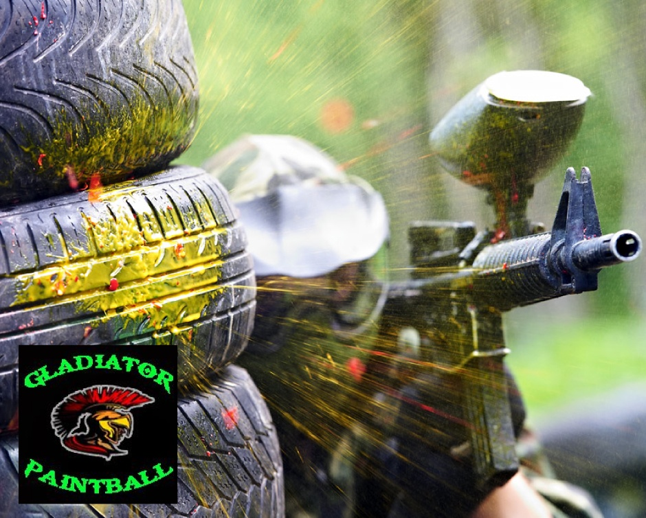 69% Off Paintball Package for 2