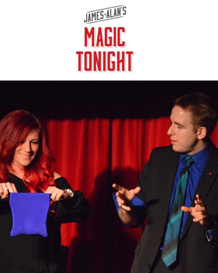47% Off Dinner and Magic Show