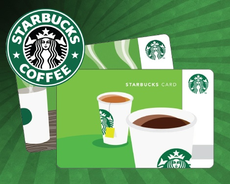 $2 for a $5 Starbucks Gift Card! | Buytopia