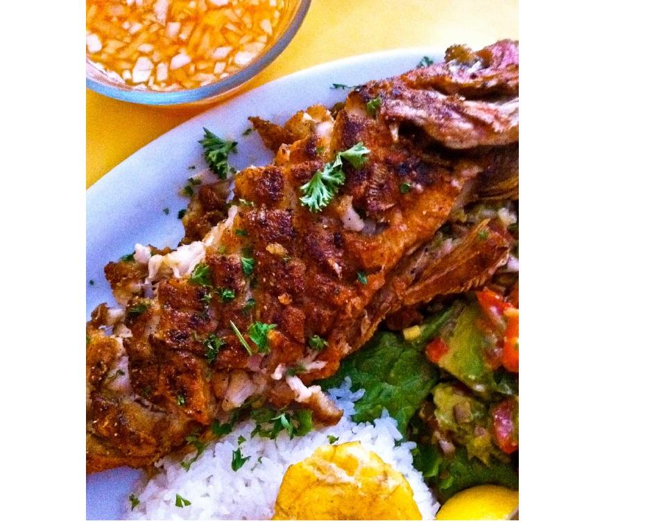 Nicaraguan Seafood