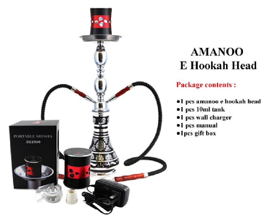 $99 for the Amanoo E Hookah Head  Buytopia