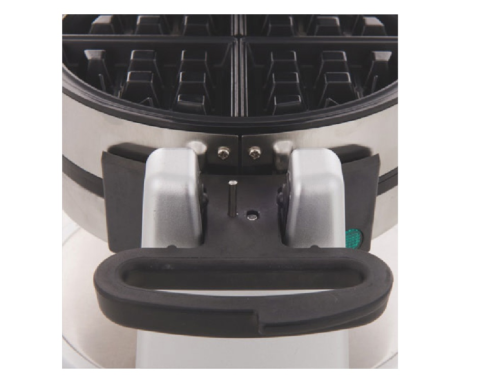 how to clean cuisinart waffle omlette maker