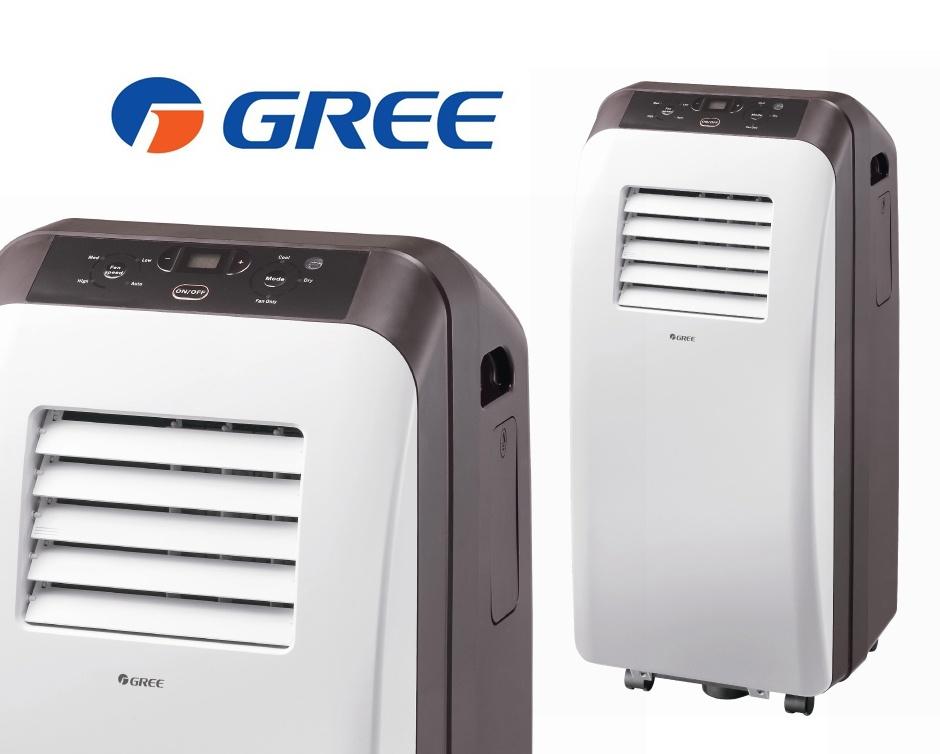 vidrames - Gree portable air conditioner user manual