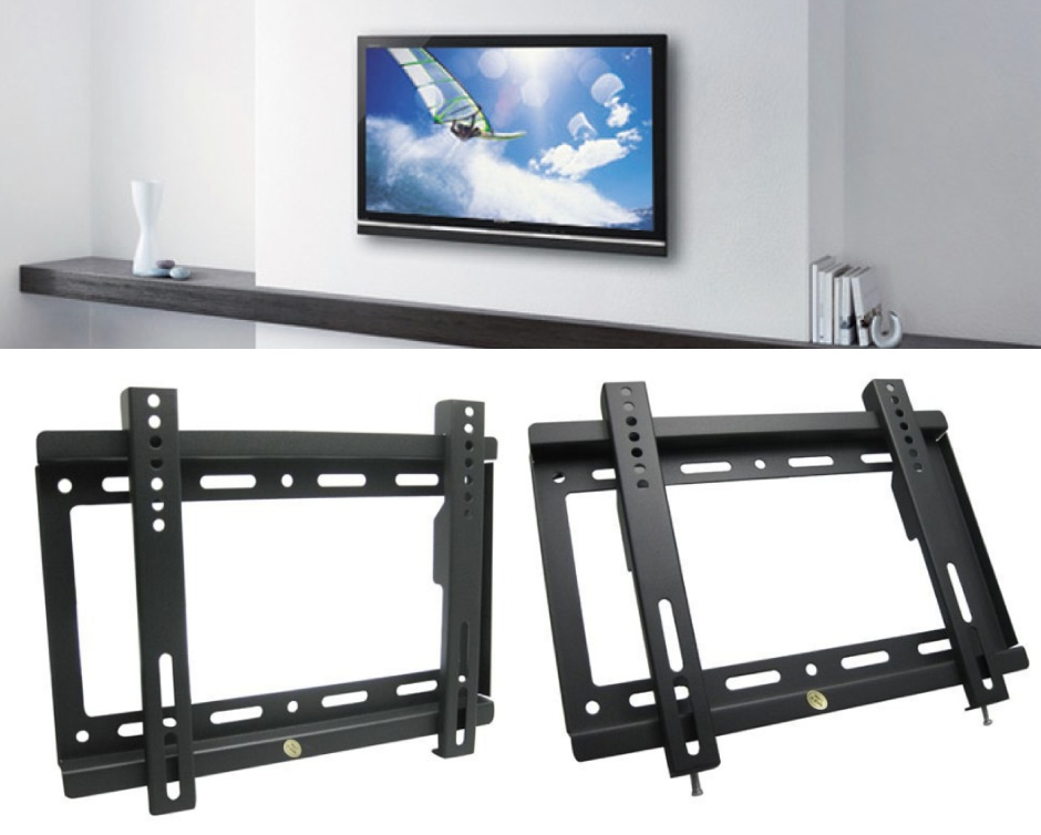 27 and up for a universal tv wall mount size options