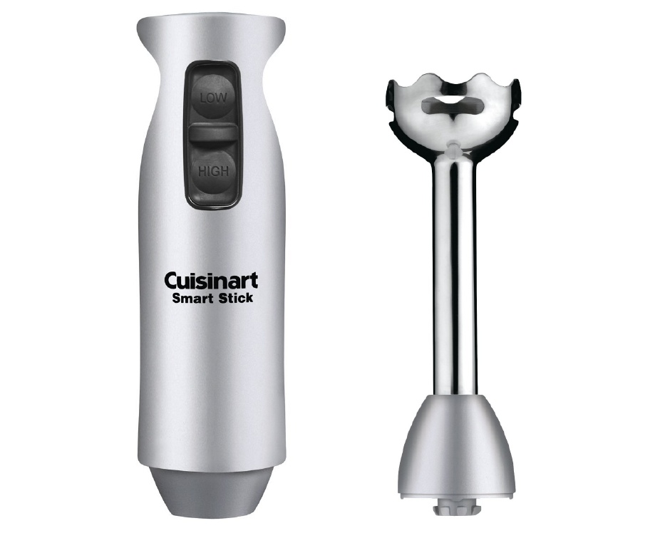 Stick Hand Blender ~ For a cuisinart speed hand blender brushed chrome