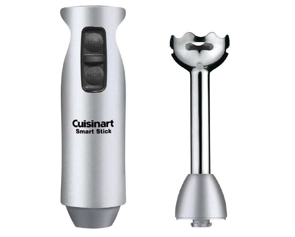 Cuisinart Smart Stick Hand Blender ~ For a cuisinart speed hand blender brushed chrome