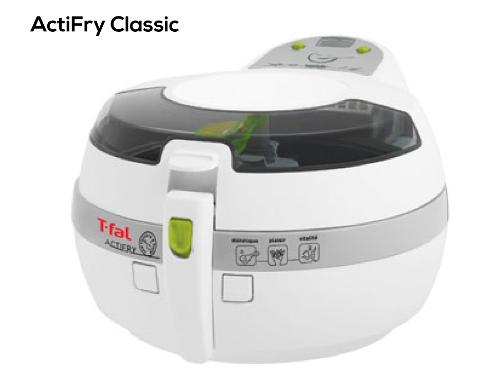 149 and up for a t fal actifry deep fryer choose from 2 models buytopia. Black Bedroom Furniture Sets. Home Design Ideas
