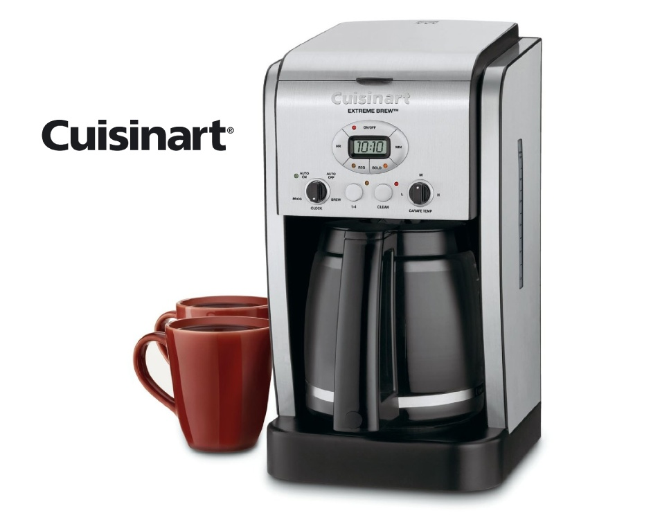 USD 59 for Cuisinart 14-Cup Programmable Coffee Maker Buytopia