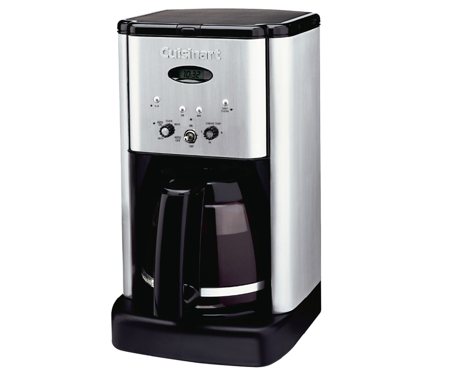 Cuisinart Coffee Maker Shuts Off After Brewing : USD 59 for Cuisinart DCC - 1200C Brew Central 12 - Cup Programmable Coffeemaker Buytopia