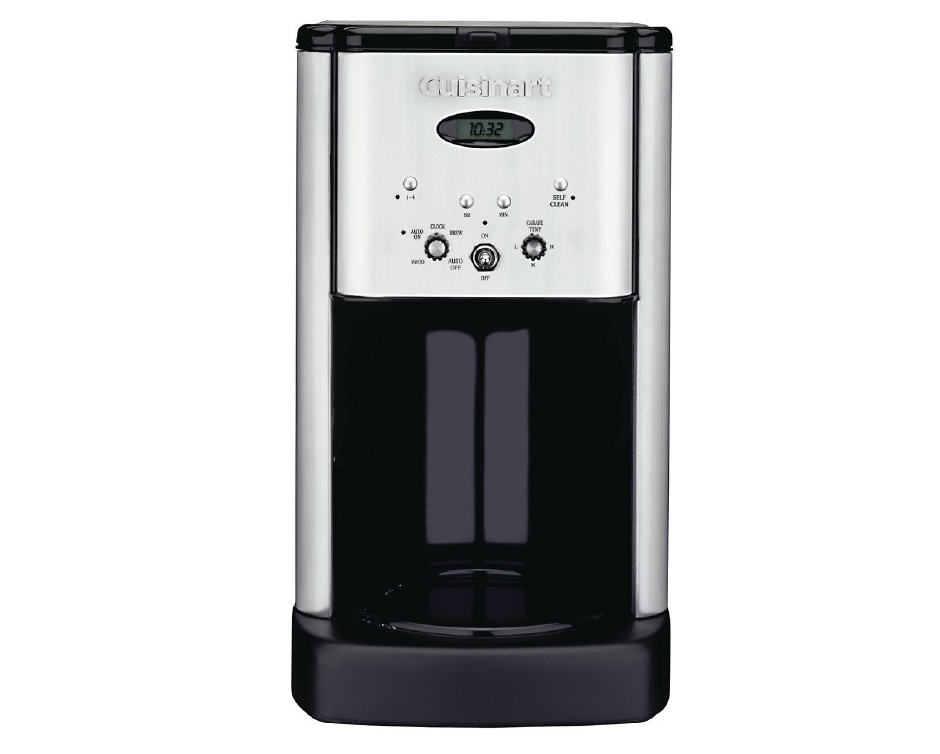 USD 59 for Cuisinart DCC - 1200C Brew Central 12 - Cup Programmable Coffeemaker Buytopia