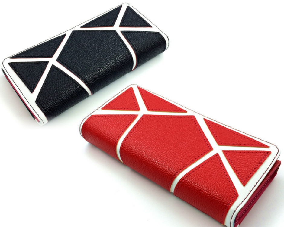 $10 for a Women's Stylish Patterned Wallet, Choose from 4 ...
