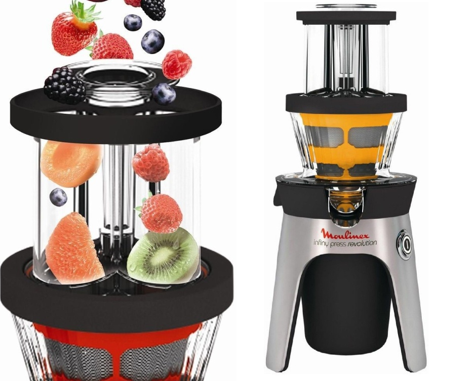 Moulinex Slow Juicer Zu255b10 : $129 for a Moulinex Slow Juicer Buytopia