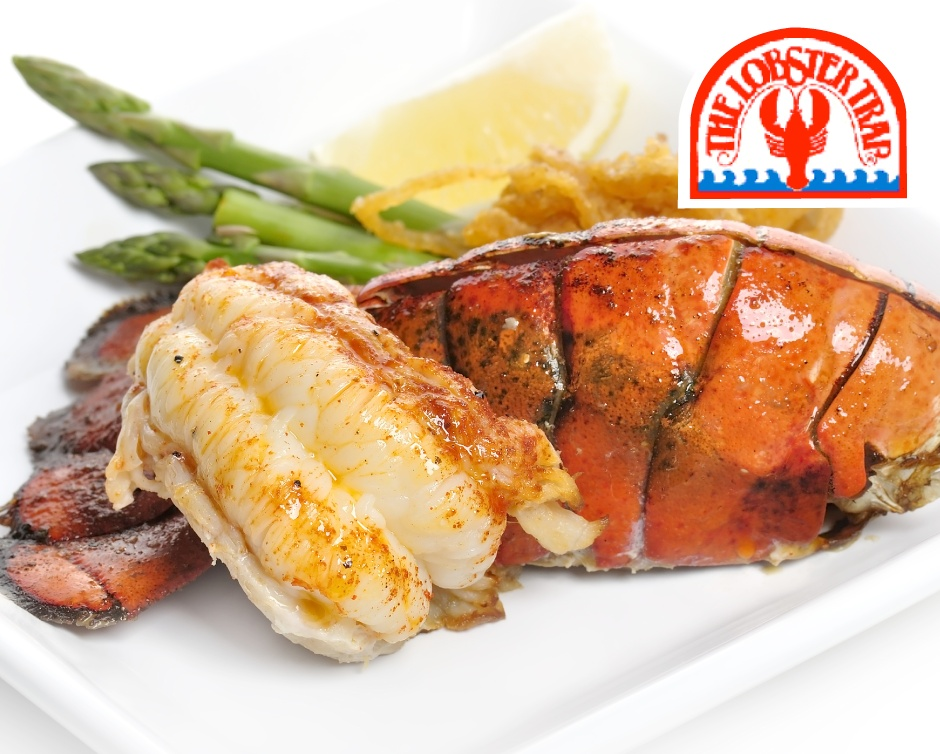 $65 for a New York Style Lobster Trap Dinner for Two with Wine - Multiple Options Available ...