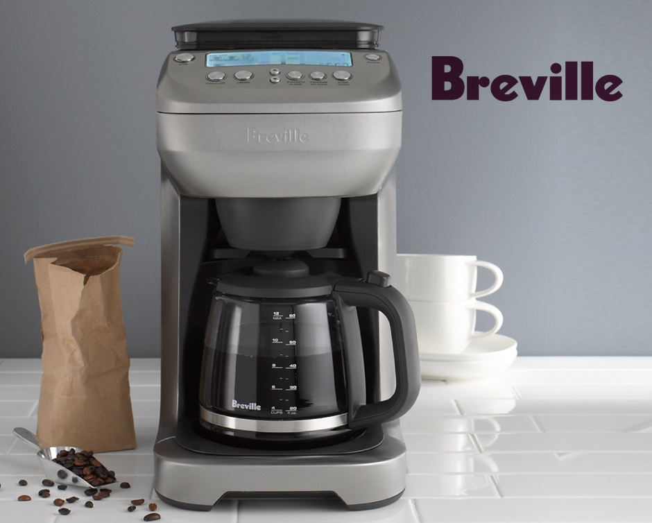 Breville Coffee Maker How To Use : USD 189 for Breville YouBrew Drip Coffee Maker Buytopia