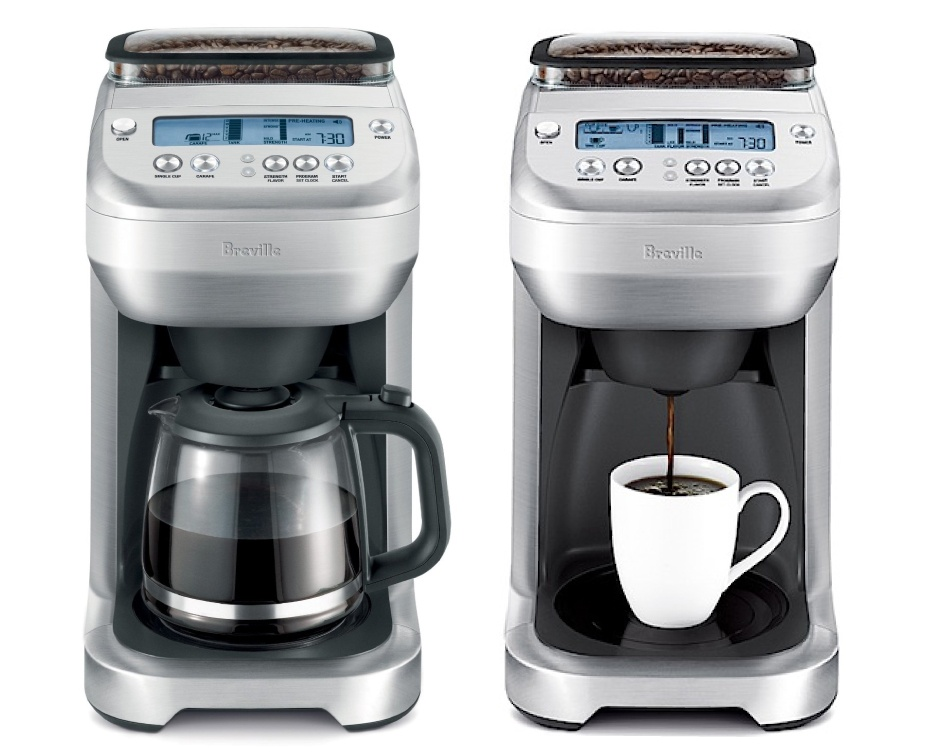 USD 189 for Breville YouBrew Drip Coffee Maker Buytopia