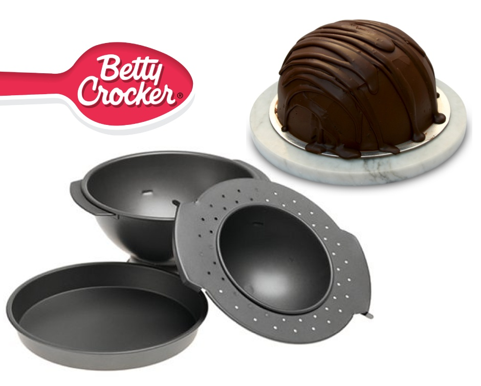 15 For The Betty Crocker Bake N Fill Mini Dome Cake Pan