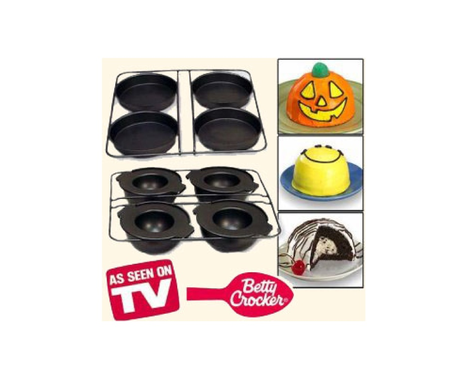 Dome Cake Bake Set
