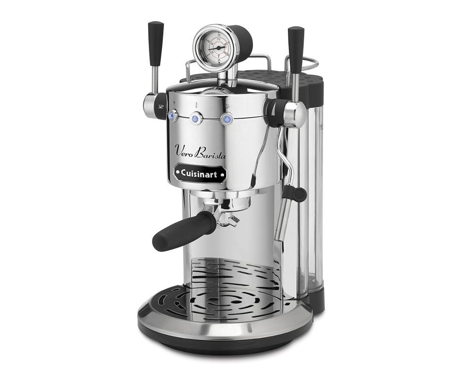USD 309 for a Cuisinart Vero Barista Professional Espresso Maker Buytopia