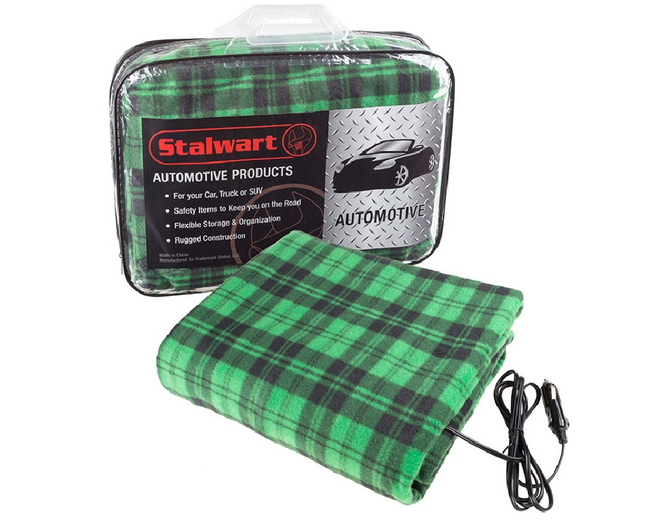 Stalwart V Electric Car Blanket
