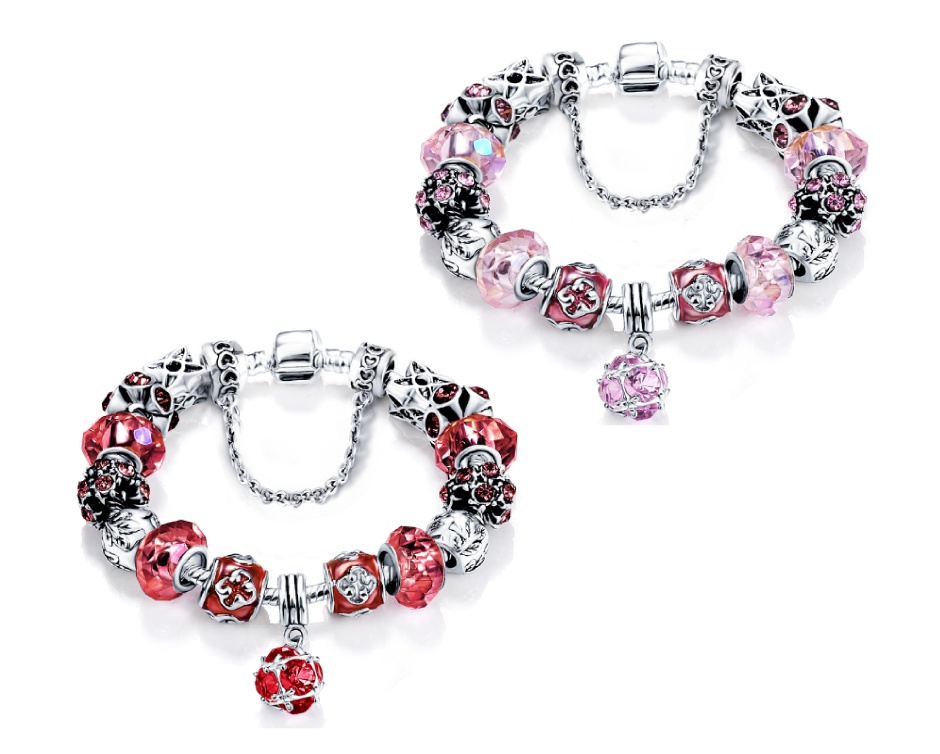 12 for a diy pandora inspired charm bracelet