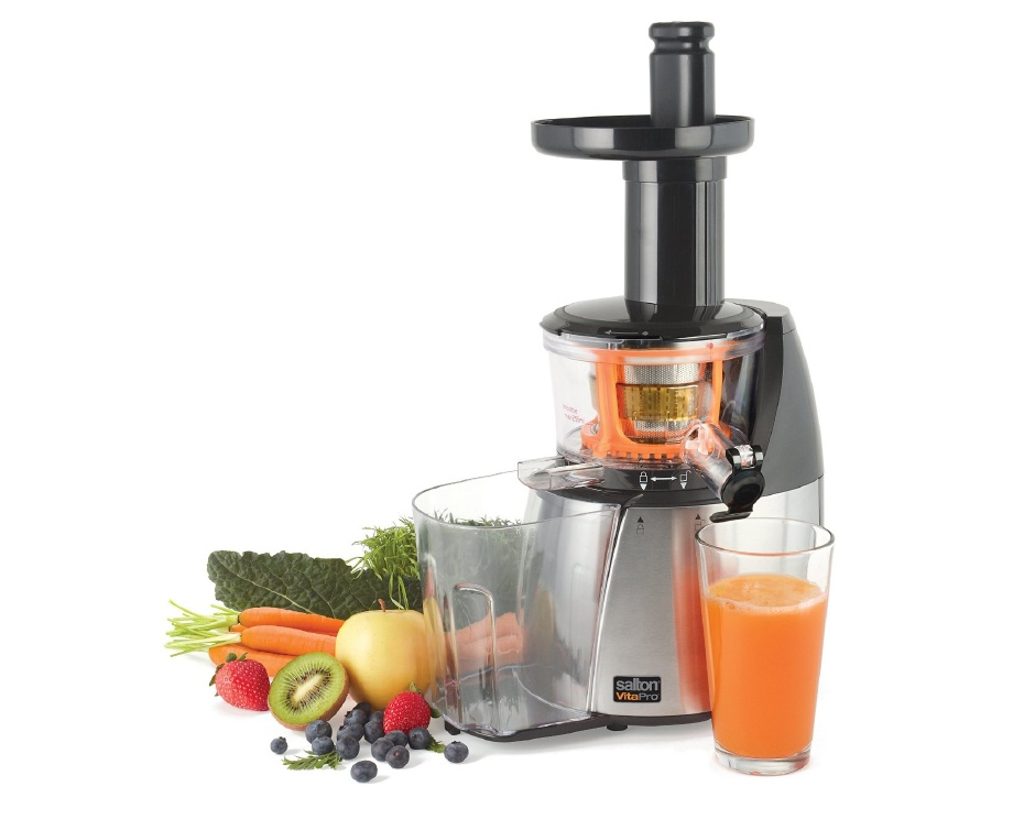 $69 for a Salton vitaPro Slow Juicer Buytopia