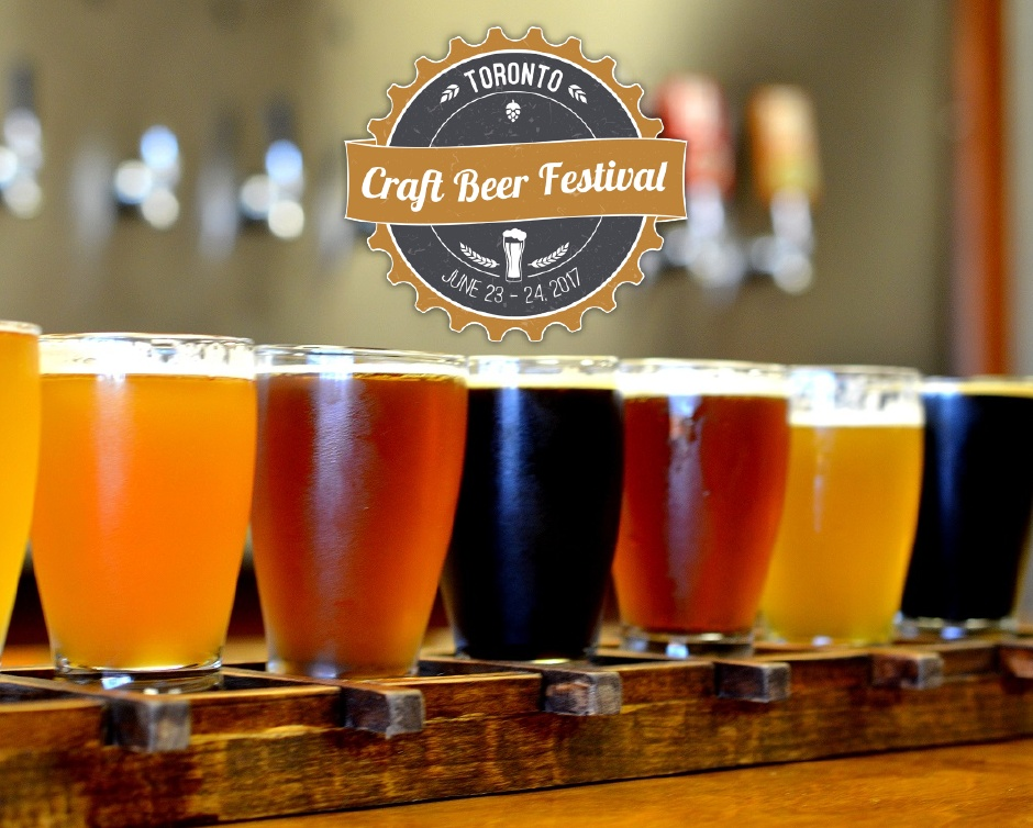 For two general admissions to the toronto craft for Craft beer festival toronto
