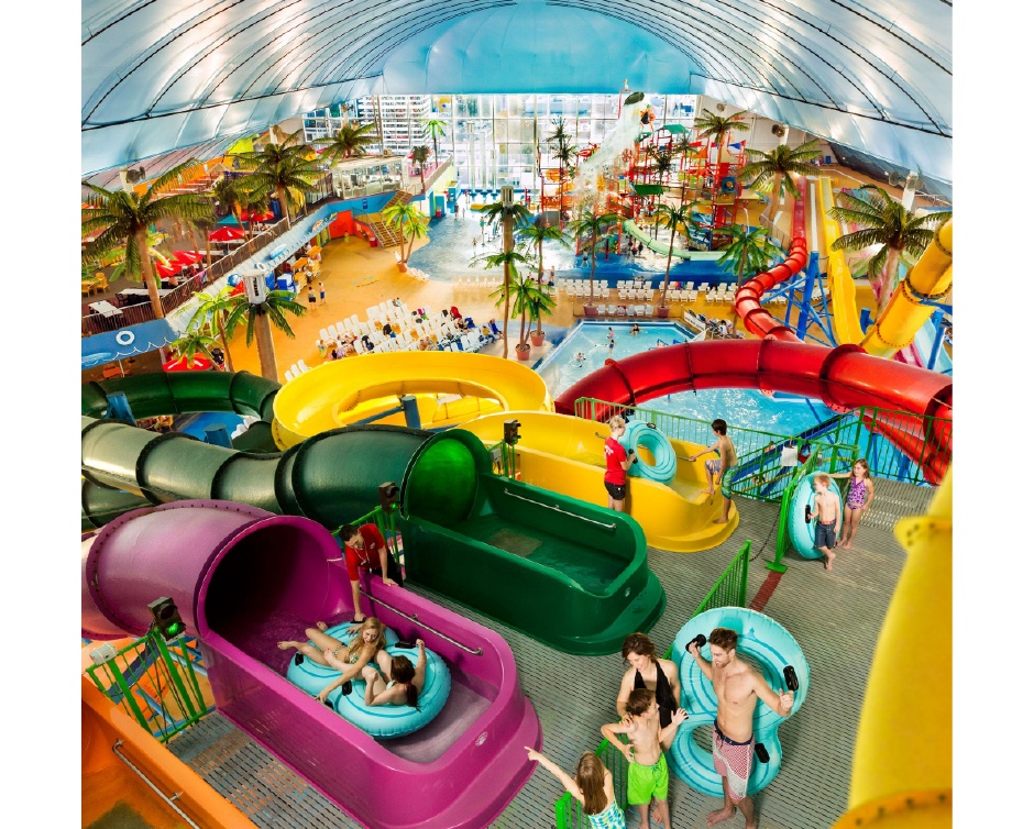 Fallsview Indoor Waterpark Hotel Deals