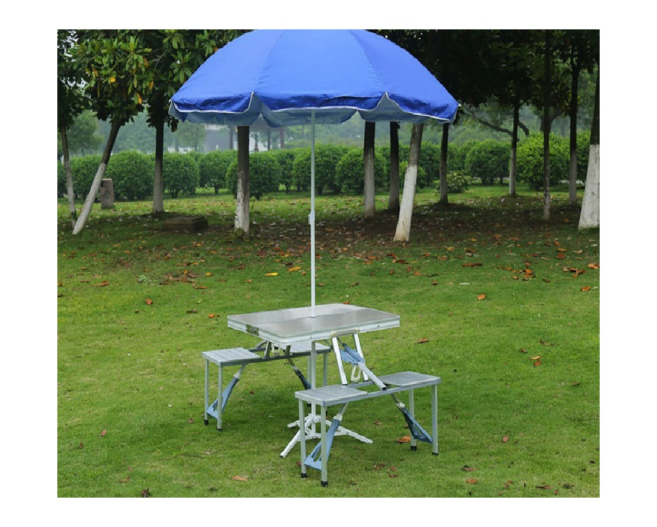 Prime 249 99 For A Briefcase Folding Aluminum Picnic Table Uwap Interior Chair Design Uwaporg