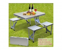 24999 for a briefcase folding aluminum picnic table chairs shop prevnext watchthetrailerfo
