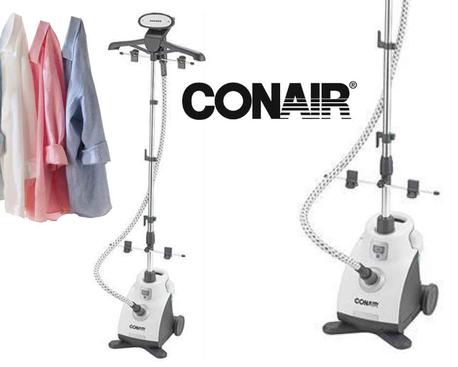 39 up for an extremesteam gs95 upright garment steamer by conair buytopia - Six advantages using garment steamer ...