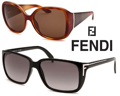 de authentique une Fendi lunettes paire 119 pour de soleil wqz4II